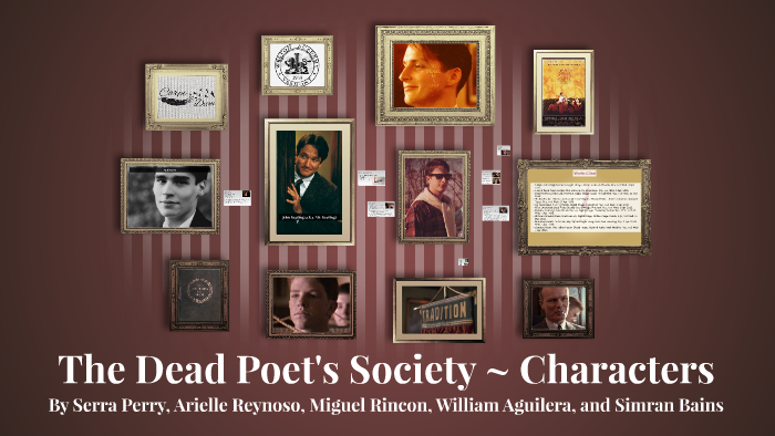 dead poets society mr keating character analysis
