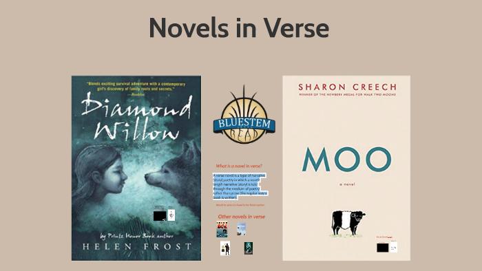 Novels In Verse By Susan Knaack On Prezi Next