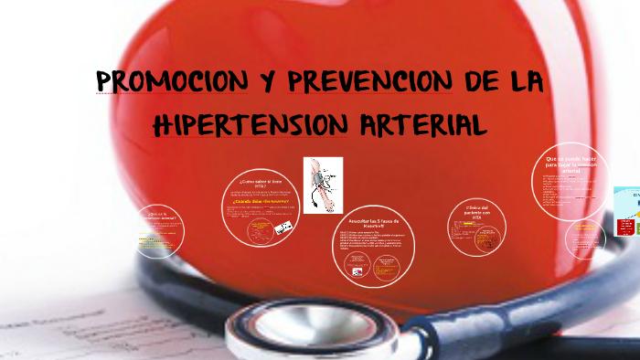 Plan de prevención de hipertensión