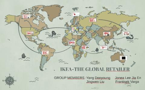 Closing case ikea the global retailer