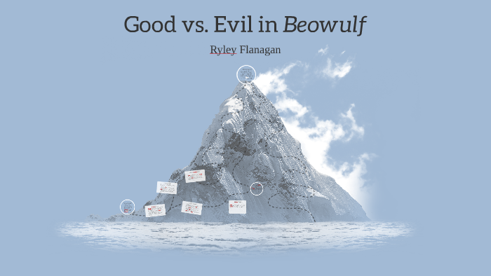 Good Vs Evil In Beowulf By Ryley Flanagan On Prezi