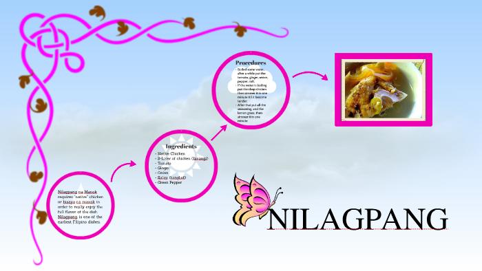 """Nilagpang na Manok requires """""""
