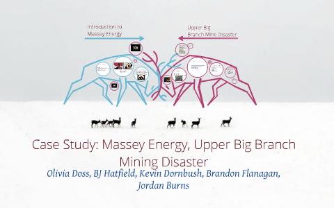 upper big branch mine disaster case study