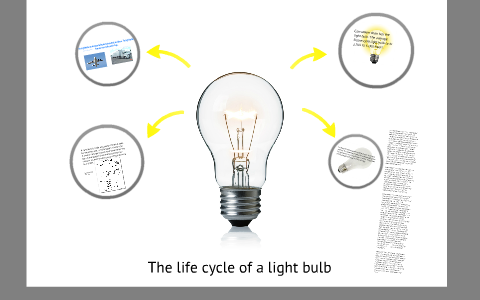 The Life Cycle Of A Light Bulb By Obsideous On Prezi