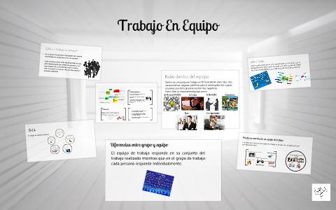 Presentacion Trabajo En Equipo By Daniel Renteria On Prezi