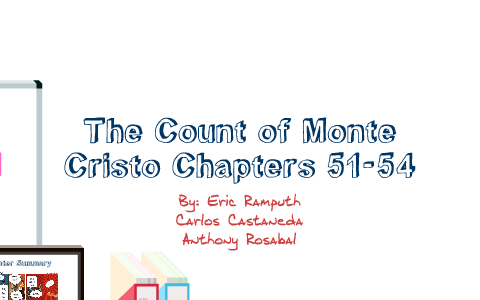 literary devices in the count of monte cristo