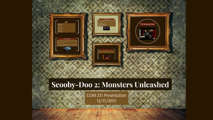 Scooby Doo 2 Monsters Unleashed By Mark Solo