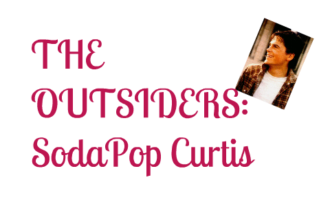 the outsiders sodapop character traits