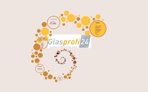 Glasprofi24 Gmbh By Nadine Hubner On Prezi