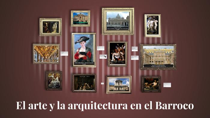 El arte y la arquitectura en el Barroco by isabela santana