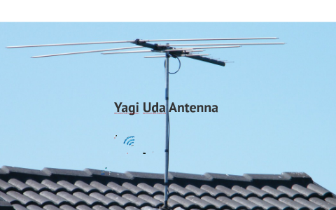 Copy of Yagi Uda Antenna by Lakshmi Deverkonda on Prezi