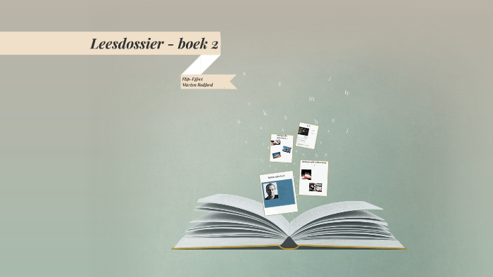Leesdossier boek 2 by Ramzan Doudaev on Prezi