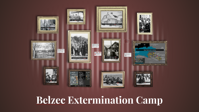 belzec concentration camp living conditions