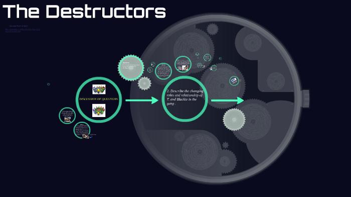 the destructors sparknotes