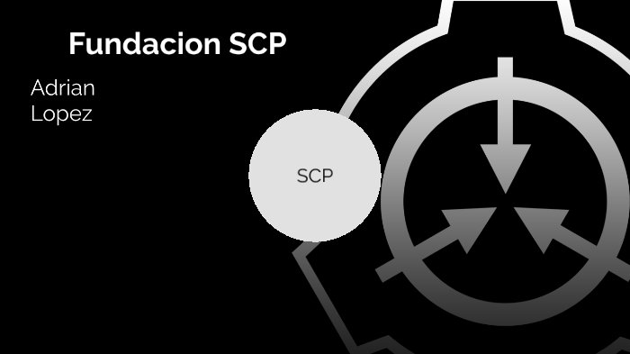 Scp By Adrian Lopez Carpintero Played some thaumiel for about an hour or so and decided to upload the results. prezi