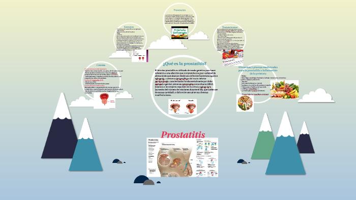 tomates y prostatitis bacteriana crónica de la