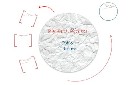 Muchos Somos Pablo Neruda By Justin Webster On Prezi
