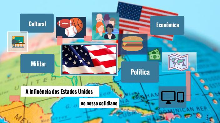 Estados Unidos by Luísa Rorer
