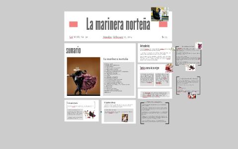 La Marinera By Milagros Vilchez Peralta On Prezi