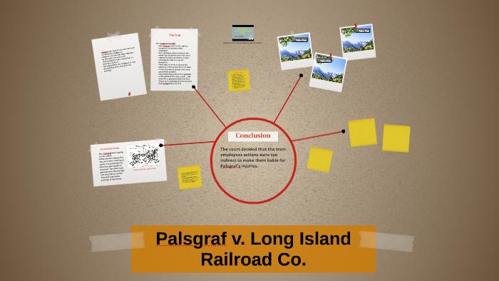 palsgraf v long island railroad