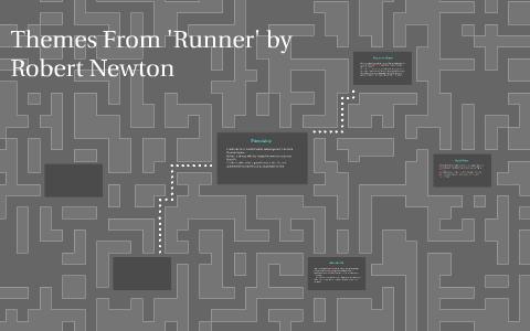 runner robert newton characters