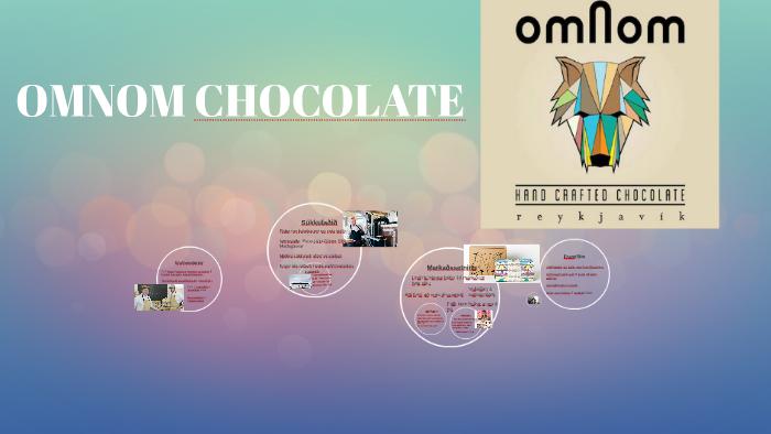 OMNOM CHOCOLATE by on Prezi