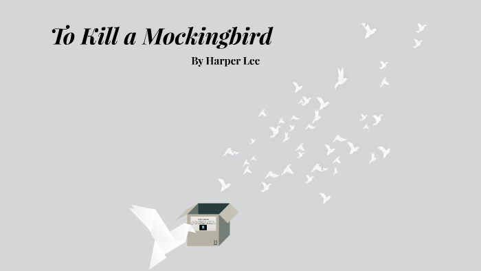imagery in to kill a mockingbird