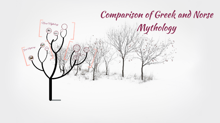Comparison of Greek and Norse Mythology by on Prezi