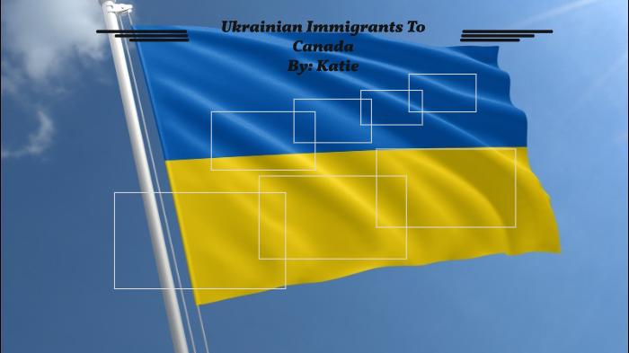 ukrainian immigrants to canada