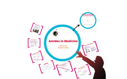 Amides in Medicine by Autumn Peck on Prezi