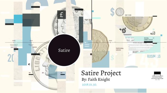 Satire Project By On Prezi Next