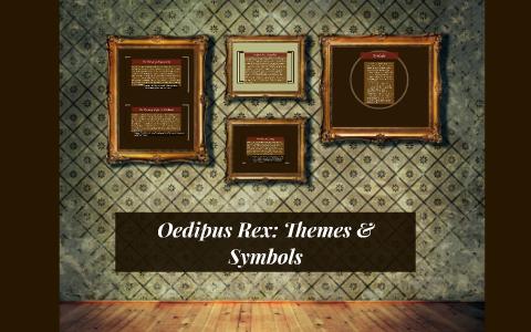 motifs in oedipus rex