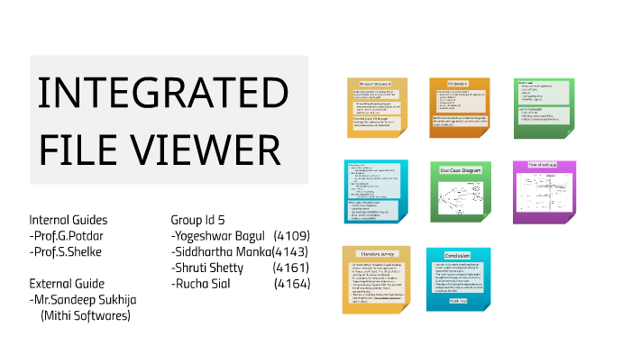 INTEGRATED FILE VIEWER by rucha sial on Prezi