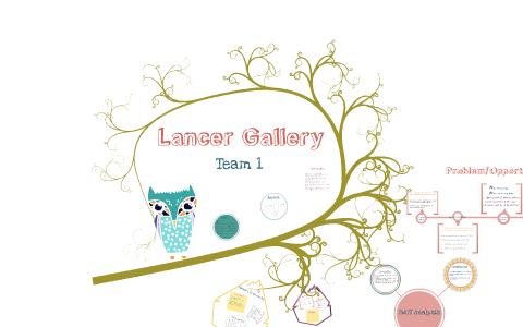 lancer gallery chegg