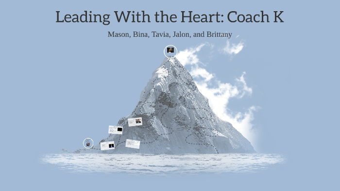 leading with the heart coach k