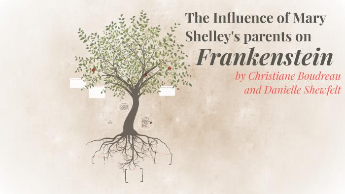 mary shelley influences