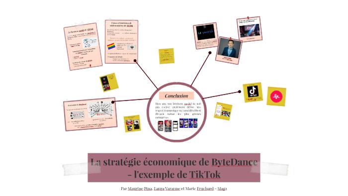 Modèle économique de TikTok by Marie F. on Prezi
