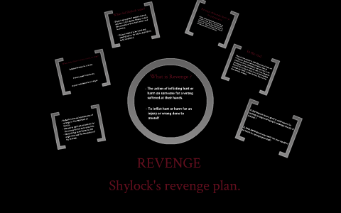 Revenge in The Merchant of Venice by Elyse Matias on Prezi