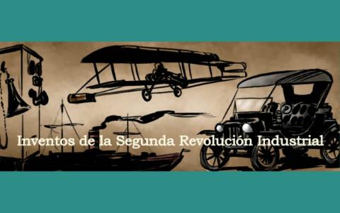 Inventos De La Segunda Revolución Industrial By Araceli Ramirez