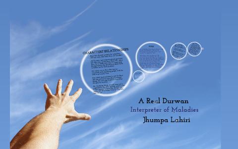 the real durwan by jhumpa lahiri