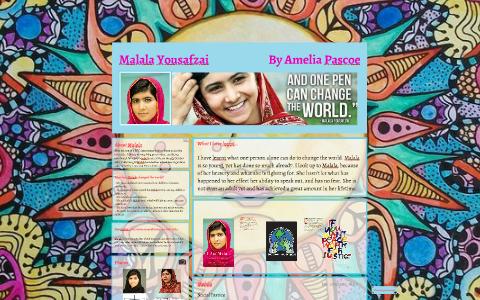Malala Yousafzai by Millie Pascoe on Prezi Next