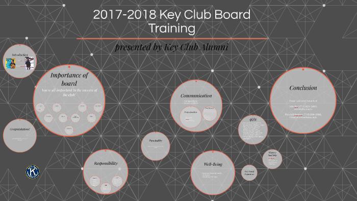 2017-2018 Key Club Board Training by Crystal Ly on Prezi