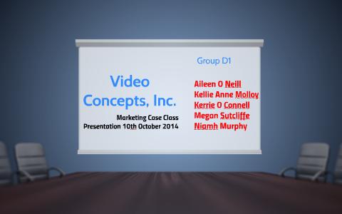 video concepts inc