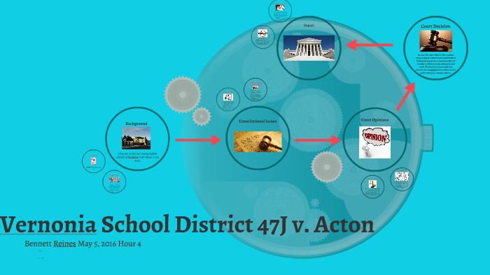 vernonia school district v acton 1995