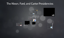 202- The Nixon, Ford, and Carter Presidencies