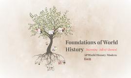 Foundations of AP World: Modern