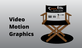 Media and Video Production
