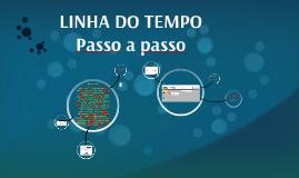 LINHA DO TEMPO - Dipity