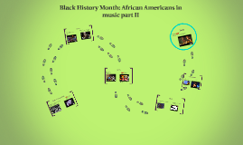 Black History Month: African Americans in music part II
