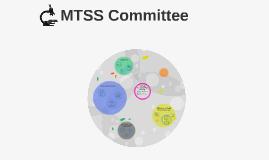 MTSS Committee
